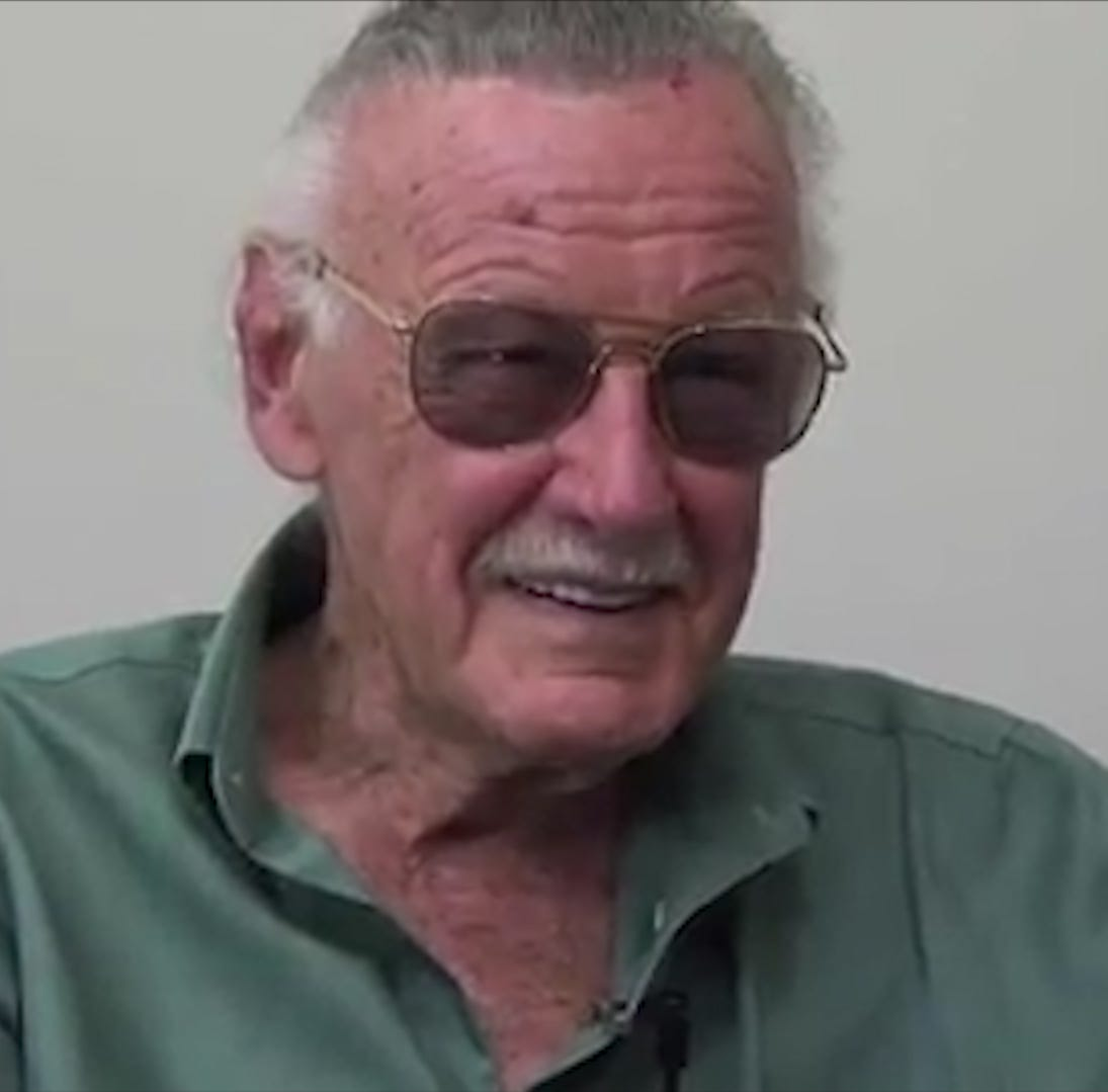 Stan Lee, dead at 95, reinvented the comic book industry