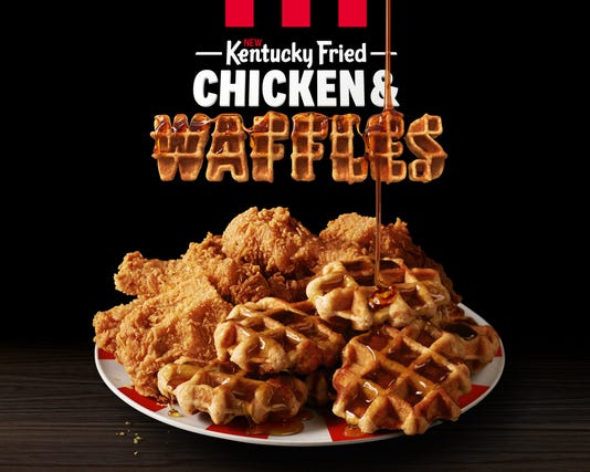 Kentucky Fried Chicken N Waffles