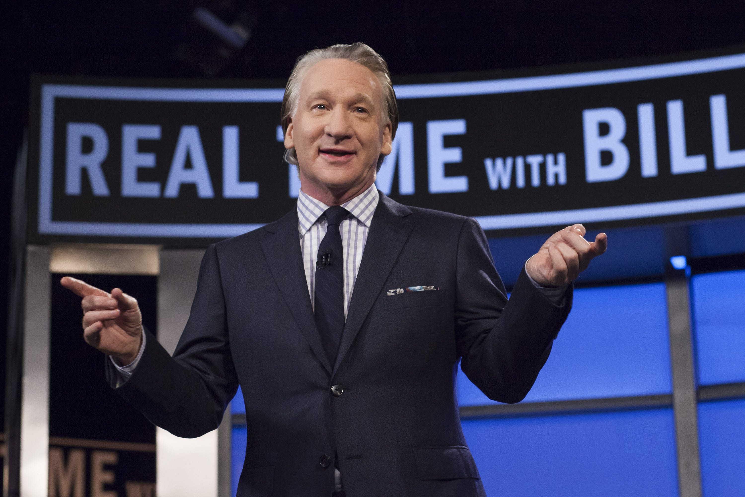 Bill Maher: Trump is treating the government like one of his casinos