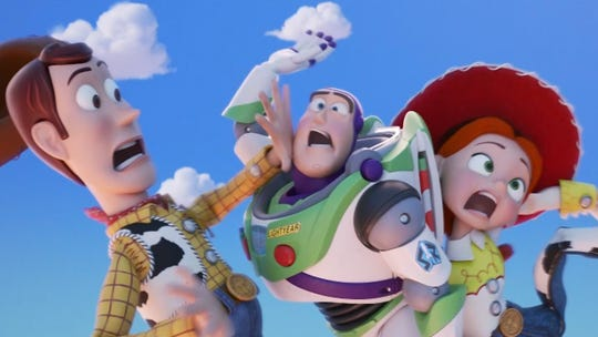 'Toy Story 4' trailer introduces a new character