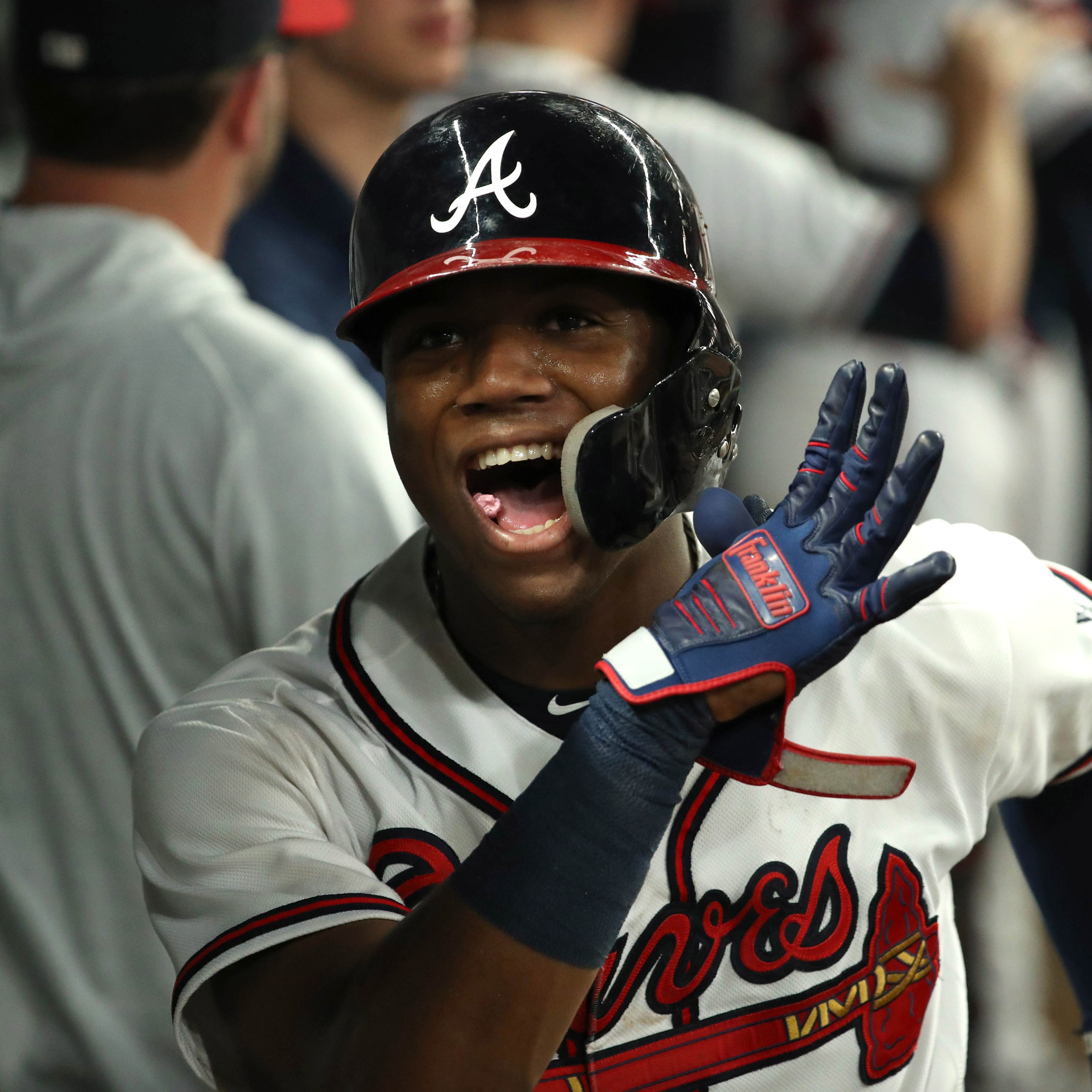 Braves phenom Ronald Acuña Jr. named NL Rookie of the Year