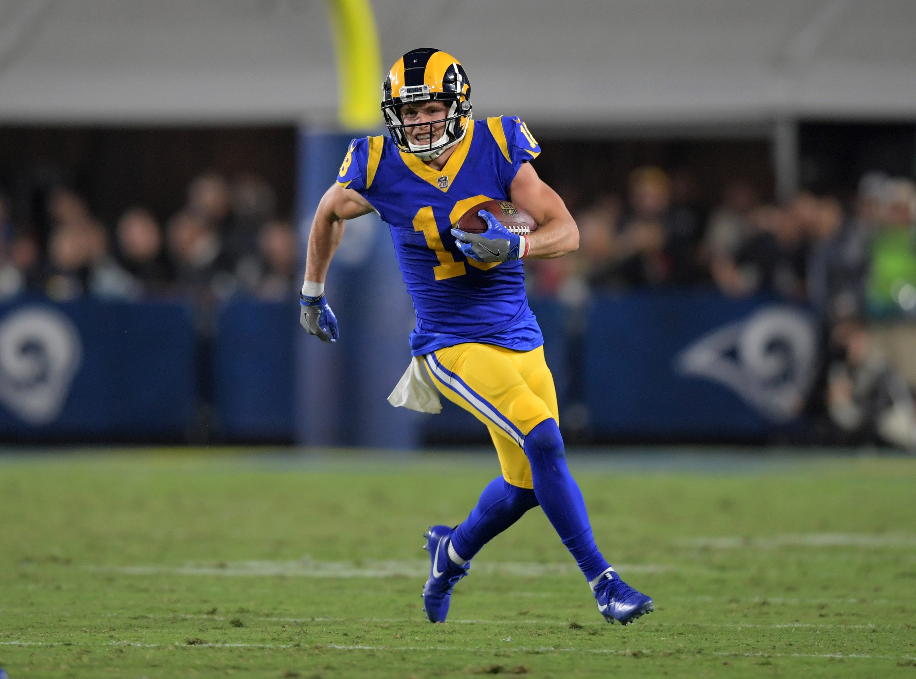 Cooper Kupp, WR, Los Angeles Rams (torn ACL, out for season)