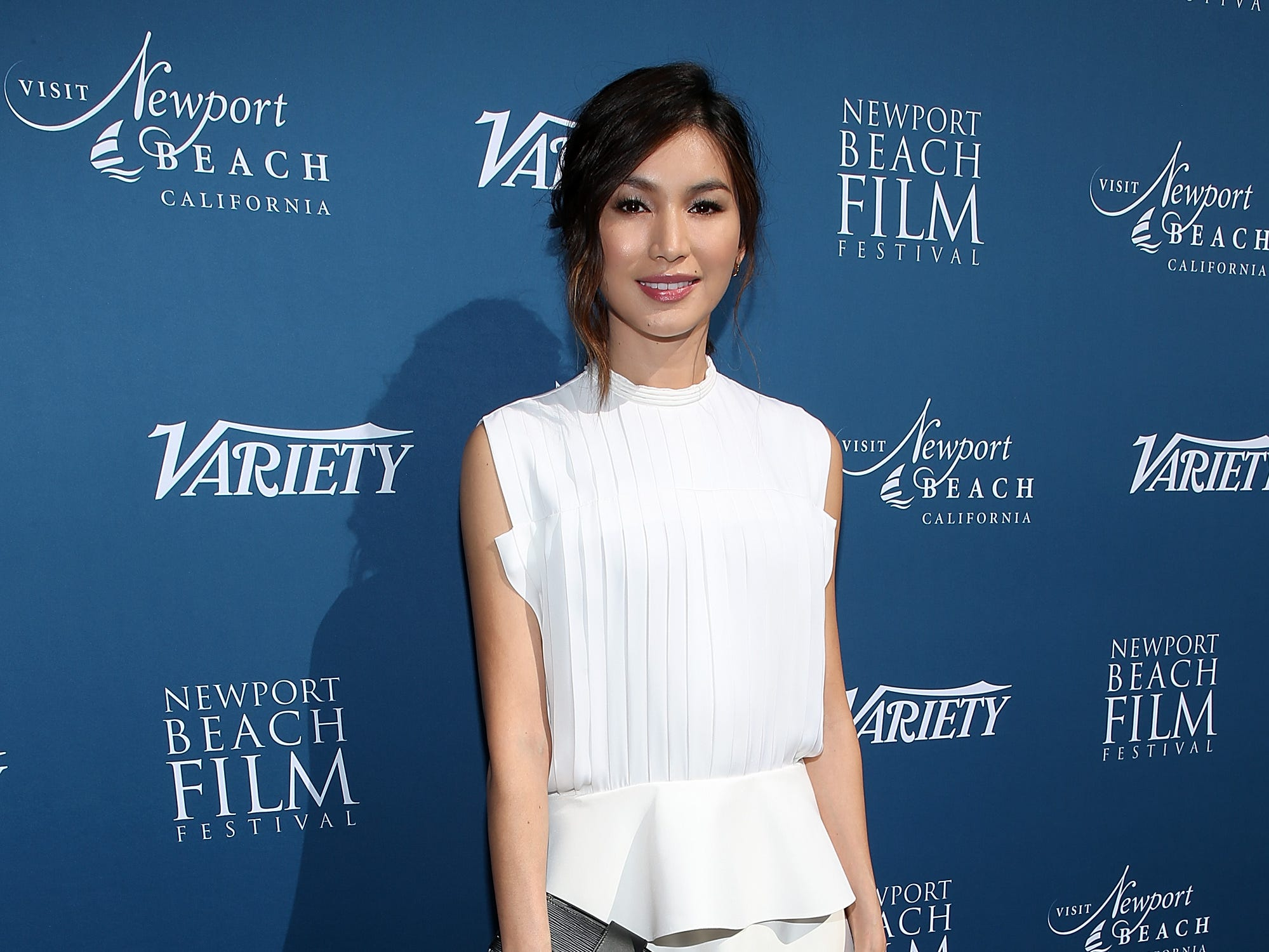 NEWPORT BEACH, CA - NOVEMBER 11:  Gemma Chan attends Variety 10 actors to watch and Newport Beach Film Festival Fall Honors at The Resort at Pelican Hill on November 11, 2018 in Newport Beach, California.  (Photo by Phillip Faraone/Getty Images) ORG XMIT: 775247631 ORIG FILE ID: 1060285764