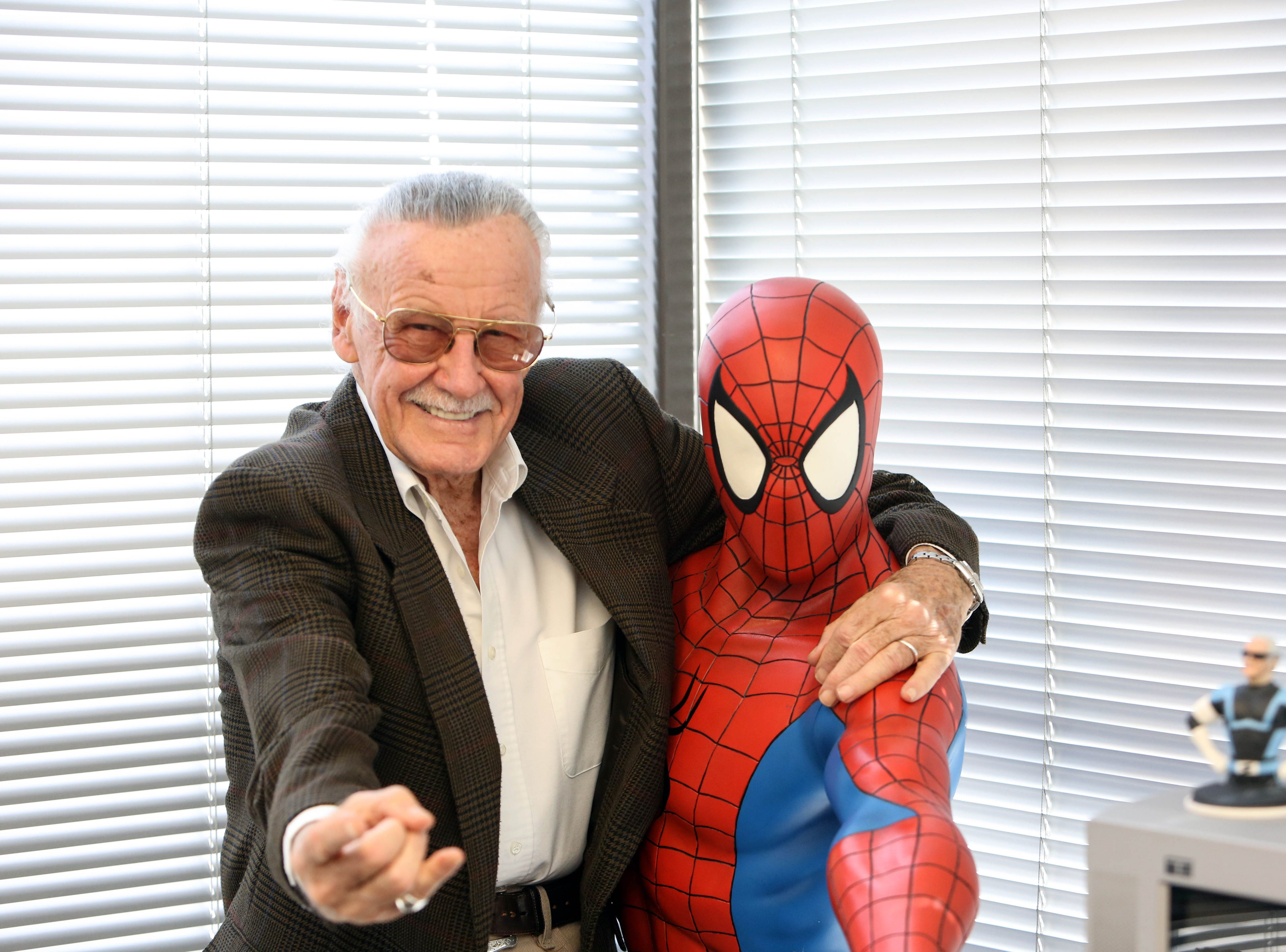 Superhero Stan Lee fought for justice and diversity with relatable comic book characters