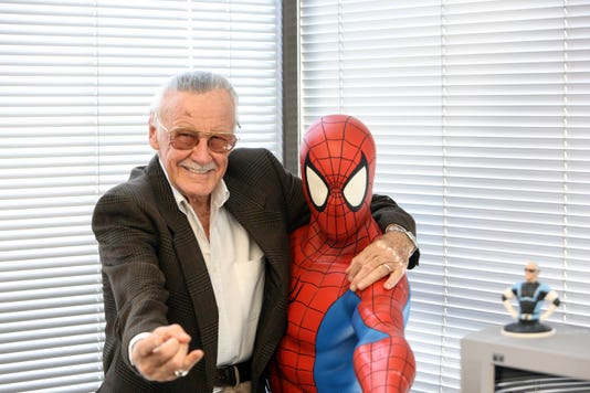 Usp Entertainment Stan Lee A Ent Usa Ca