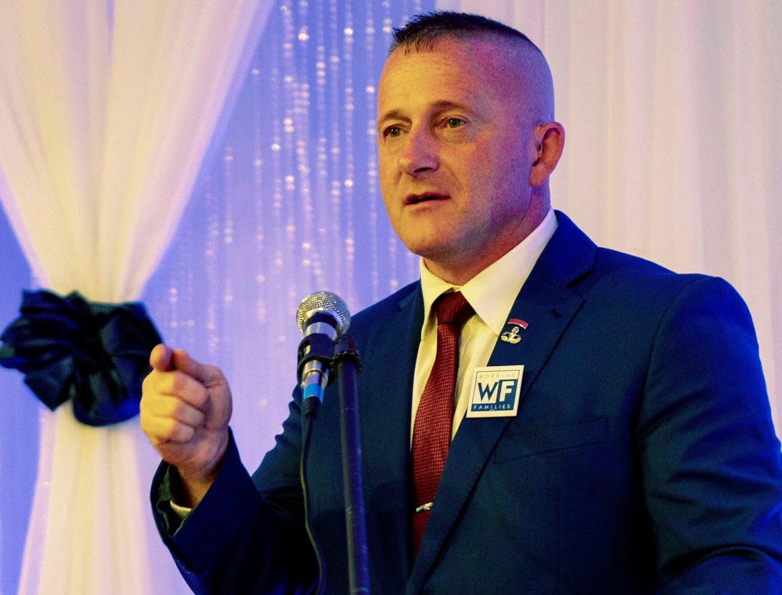 Richard Ojeda, the Democratic candidate who lost his bid for West Virginia's 3rd Congressional district, has declared he is running for president in 2020.