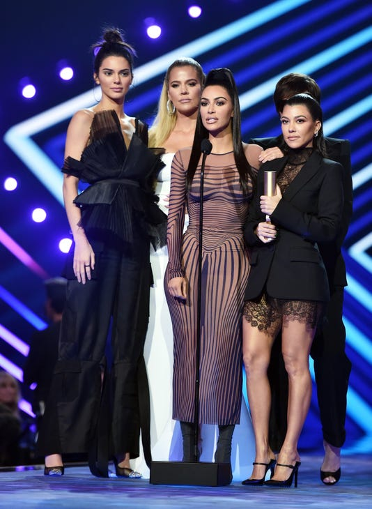 2018 E People S Choice Awards Season 44