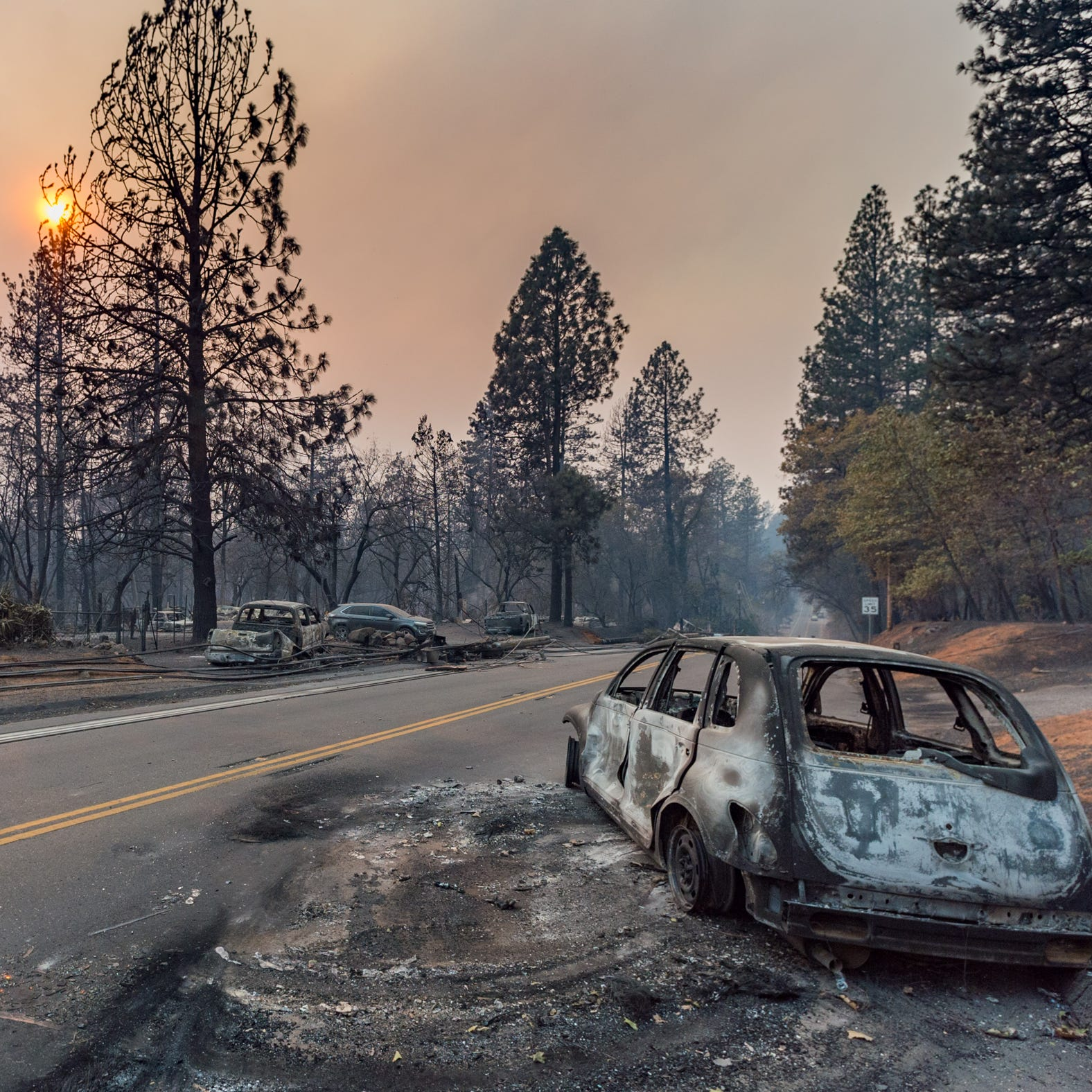 Camp Fire death toll reaches 42, deadliest wildfire in California history