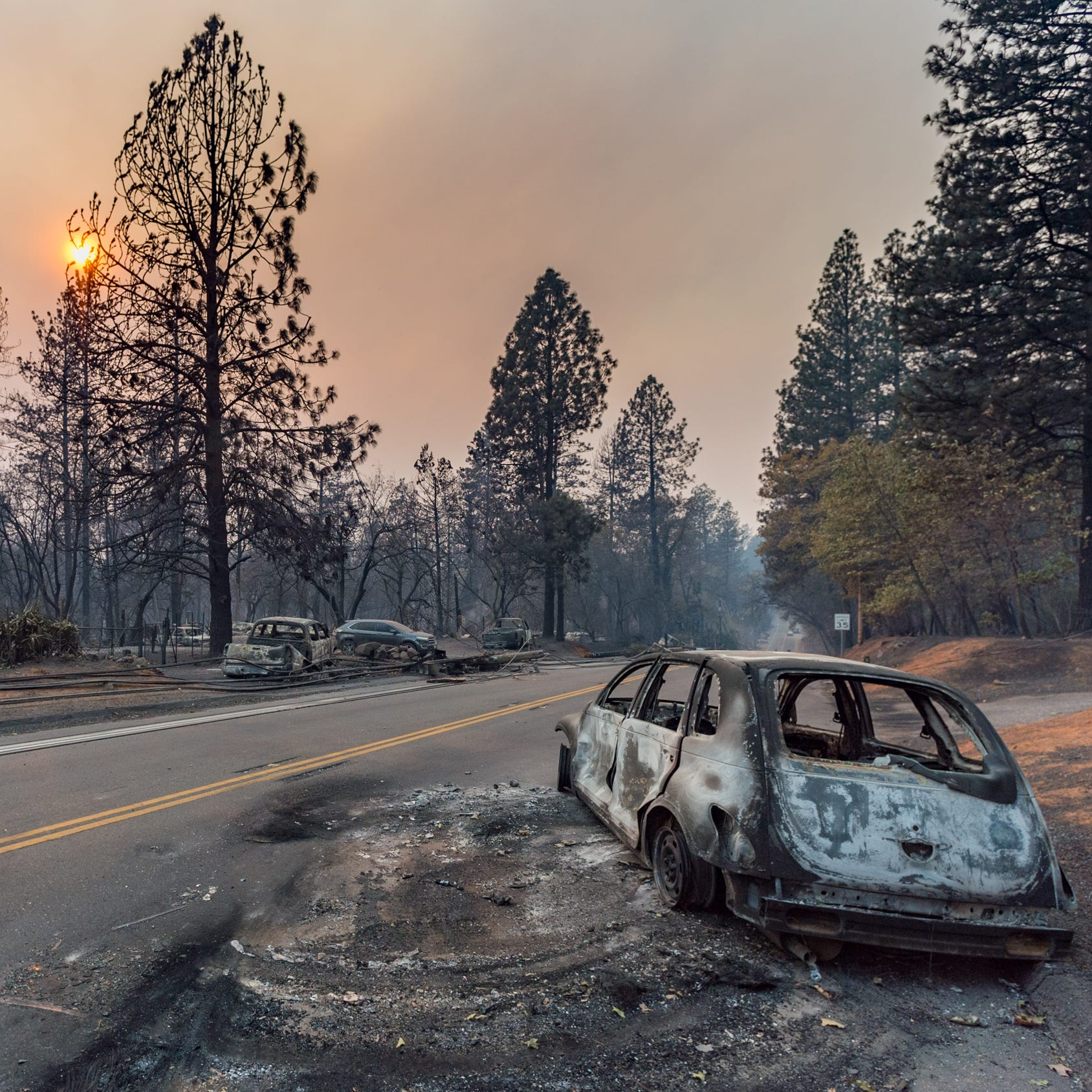 Camp Fire death toll reaches 29, equals deadliest wildfire in California history