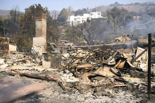 Usp News California Wildfires A Ent Usa Ca