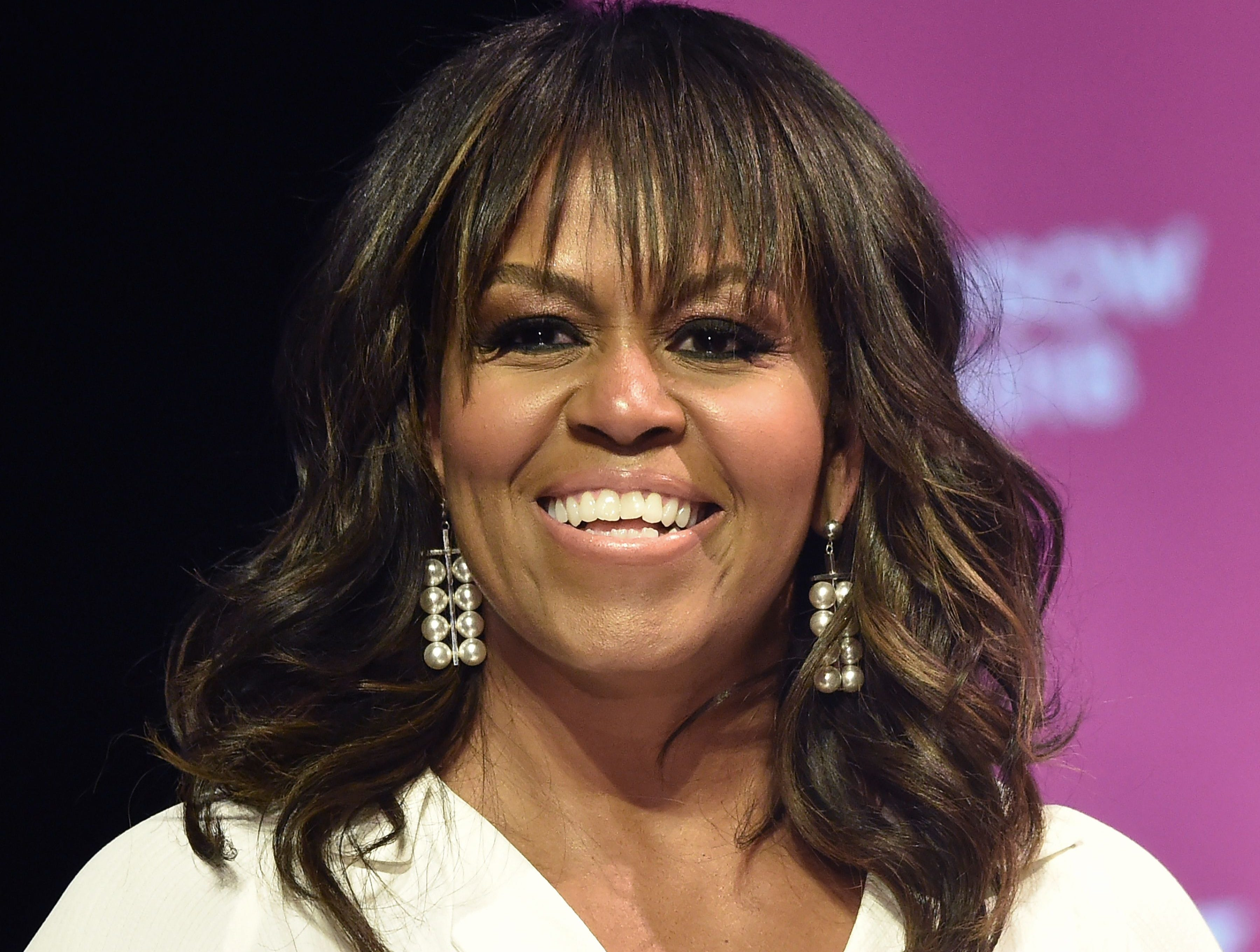 'Becoming' Michelle Obama: Even the queen's shoes hurt, and 5 more things we didn't know