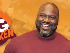 Coming soon to a Carnival Cruise Line ship: A Shaquille O'Neal chicken restaurant