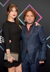 Johnny Galecki and Alaina Meyer made their red-carpet debut in November at the People's Choice Awards.