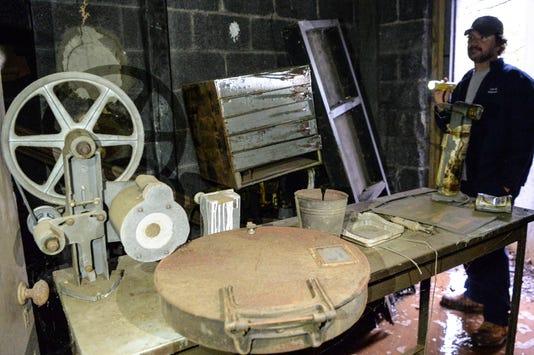 Williamston Theatre Demolition Nearing