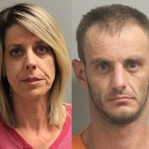 2 more arrested in Rapides burglary, theft ring; 1 suspect still at large