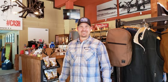 Ted Evans, owner of Lone Star Dry Goods, says that customers that visit his shop on Black Friday, or any day, are more concerned about service than snagging doorbuster deals.