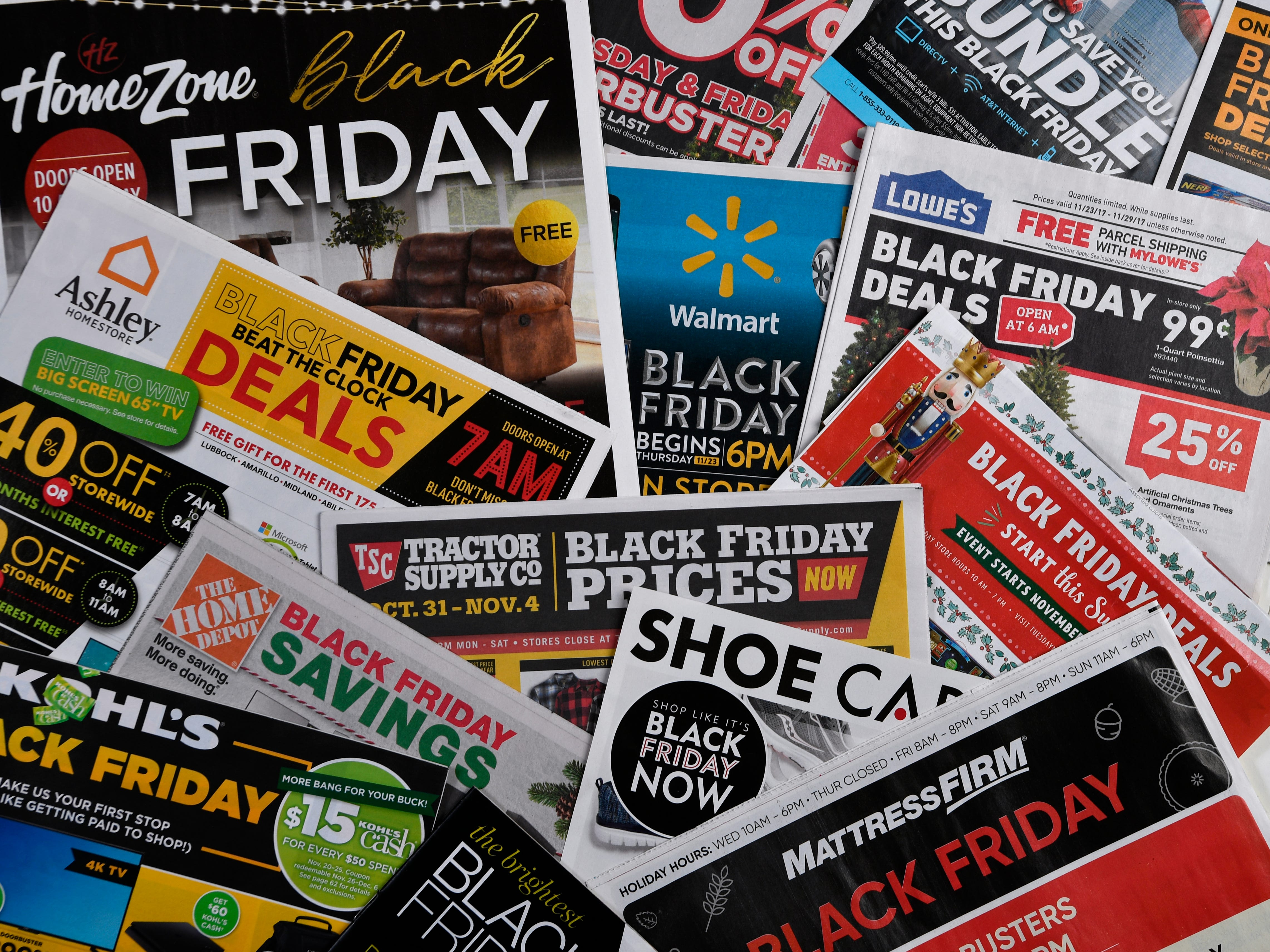 Black Friday deals often come earlier than the Friday after Thanksgiving.