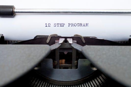 12 Twelve Step Programs