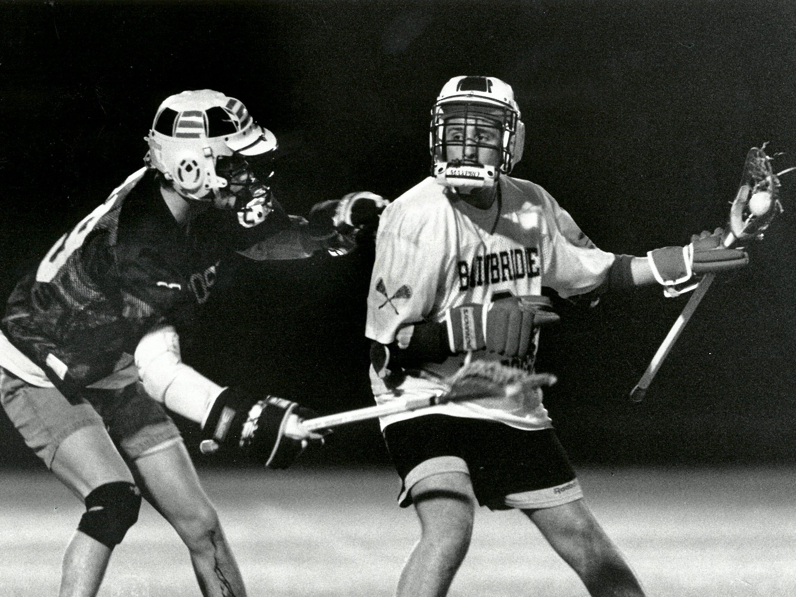 03/31/92Bainbridge Justin VanEss and NK Lacrosse