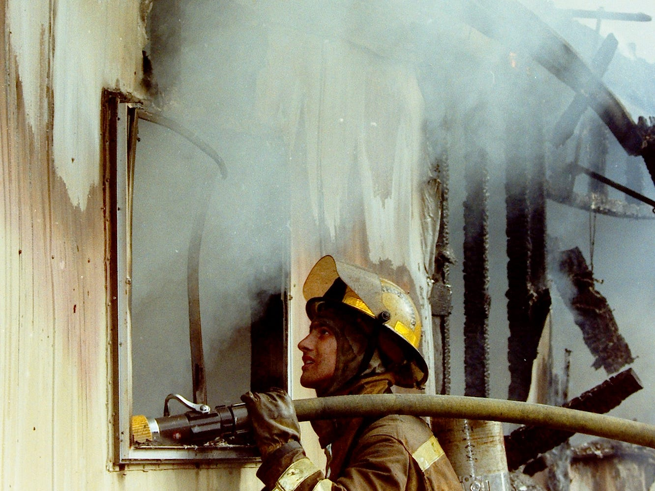 11/08/92Mobile Home Fire