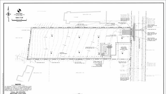 Newlife plans to build a four-story building on Randall Way with room for offices and living spaces for pastors-in-training