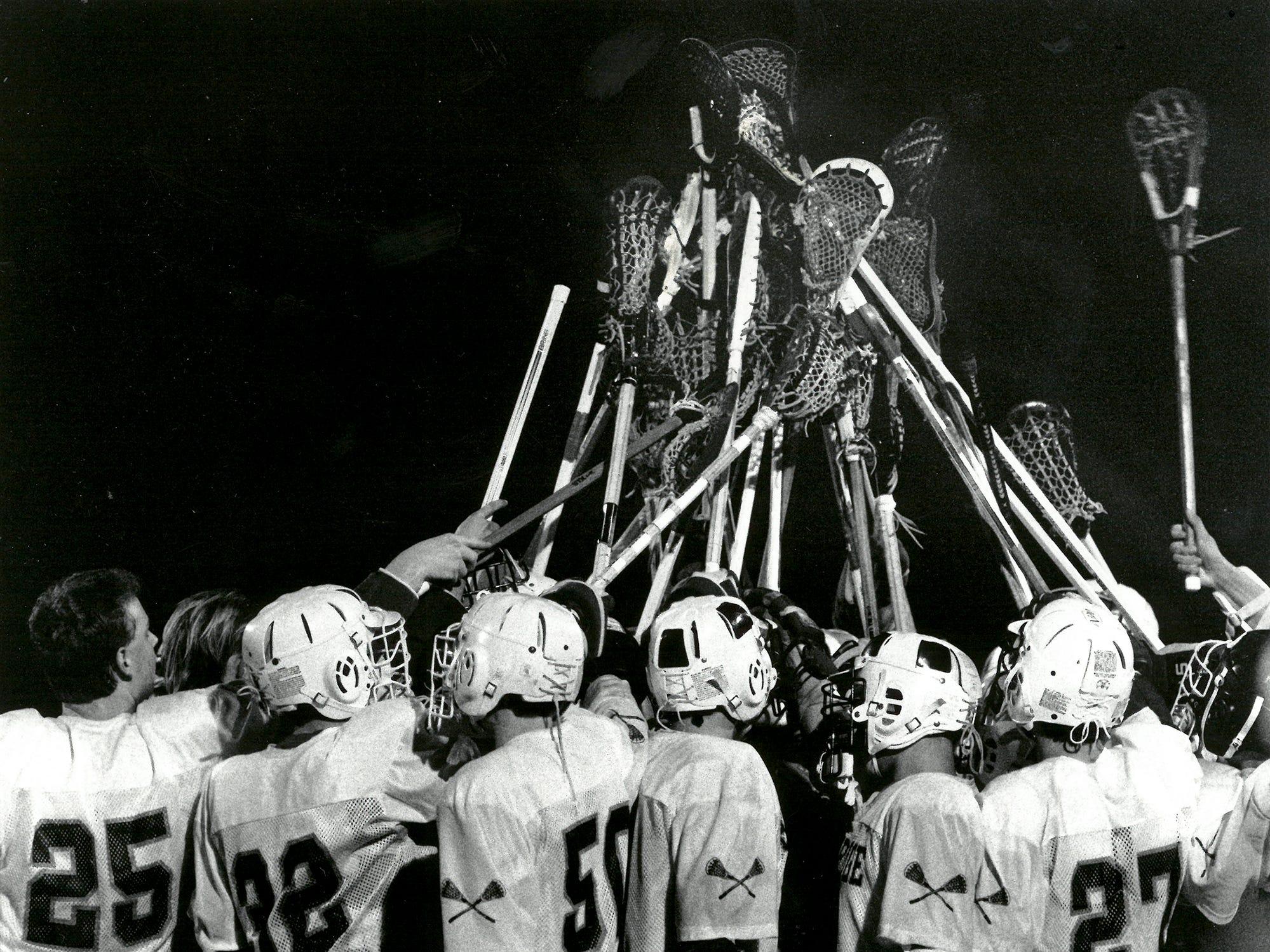 03/31/92Bainbridge Lacrosse