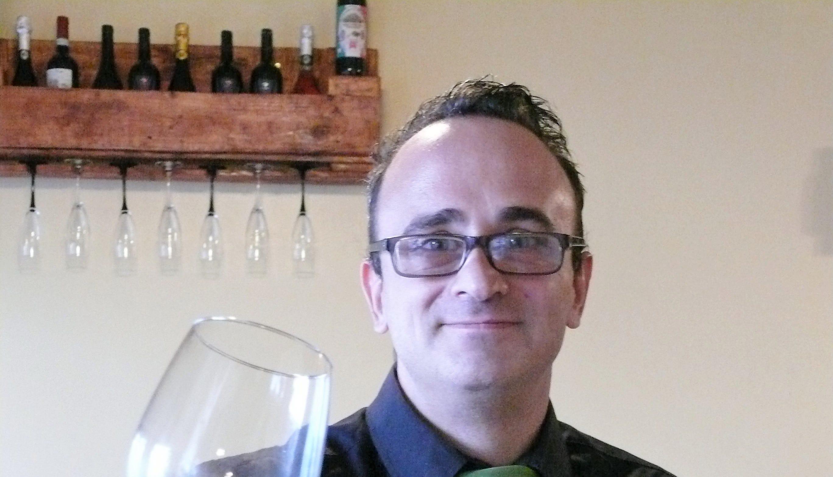 Chef Antonio Merola enjoys preparing classic...