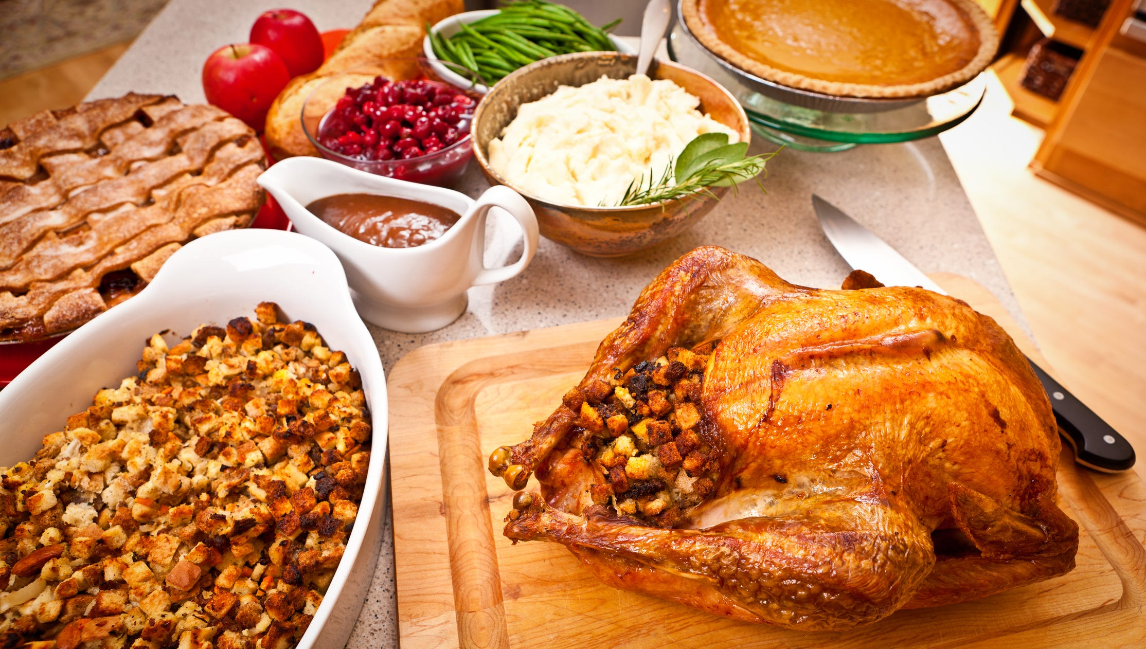 Whether you call it stuffing or dressing, this...