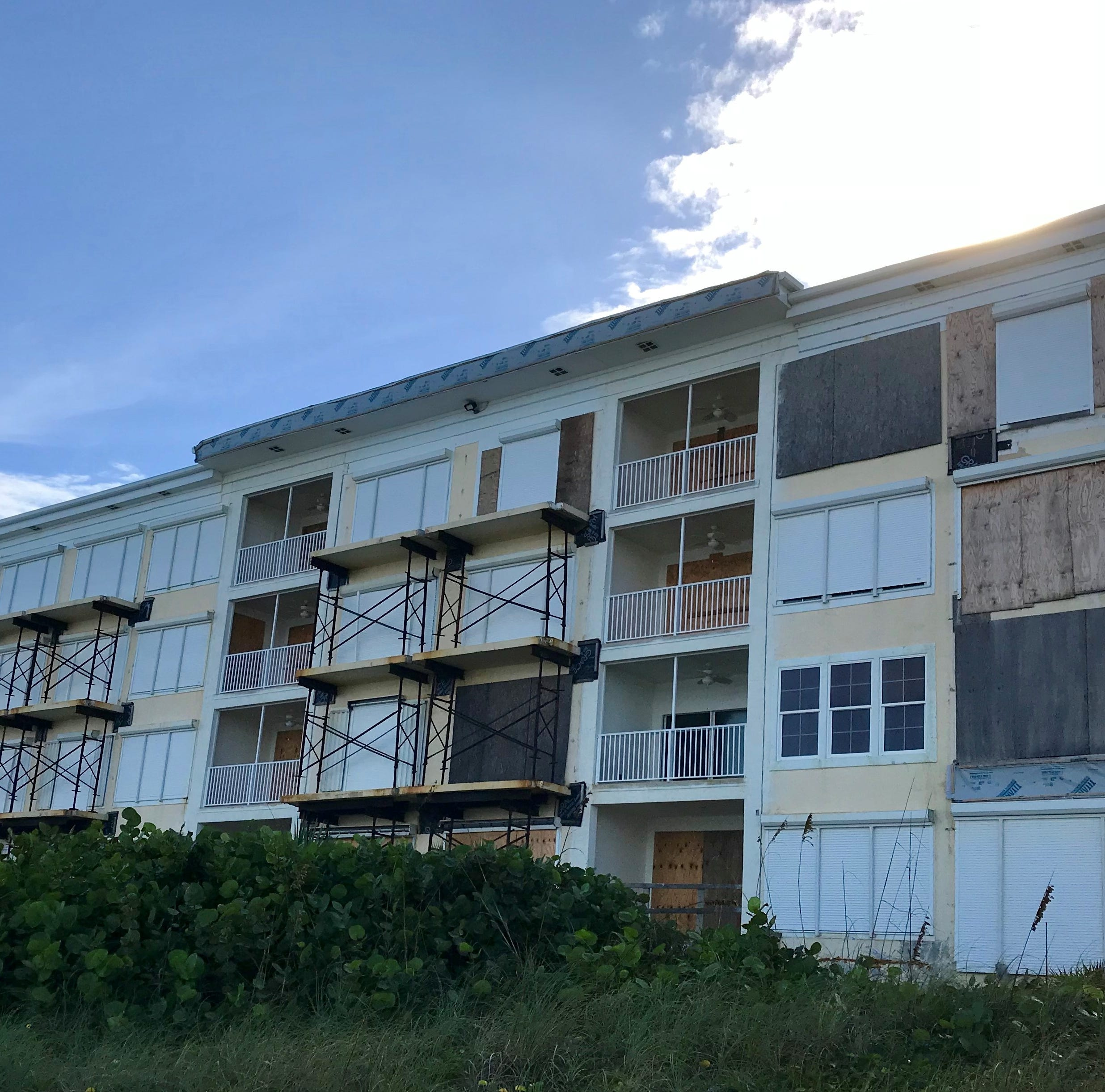 Melbourne Beach condo damages spur lawsuit, code enforcement case since Hurricane Irma