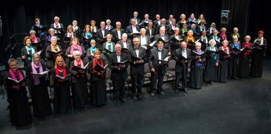 The Brevard Chorale performs on Wednesday, Nov. 28 at The Great Outdoors  Community Church in Titusville and again on Saturday, Dec. 1 at the Simpkins Fine Arts Auditorium at EFSC in Cocoa.