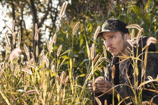 """Paul Dano portrays David Sweat in a scene from """"Escape at Dannemora."""""""