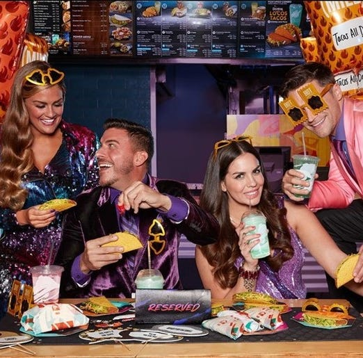 Birthday parties at Taco Bell? You may be soon be able to hold yours there