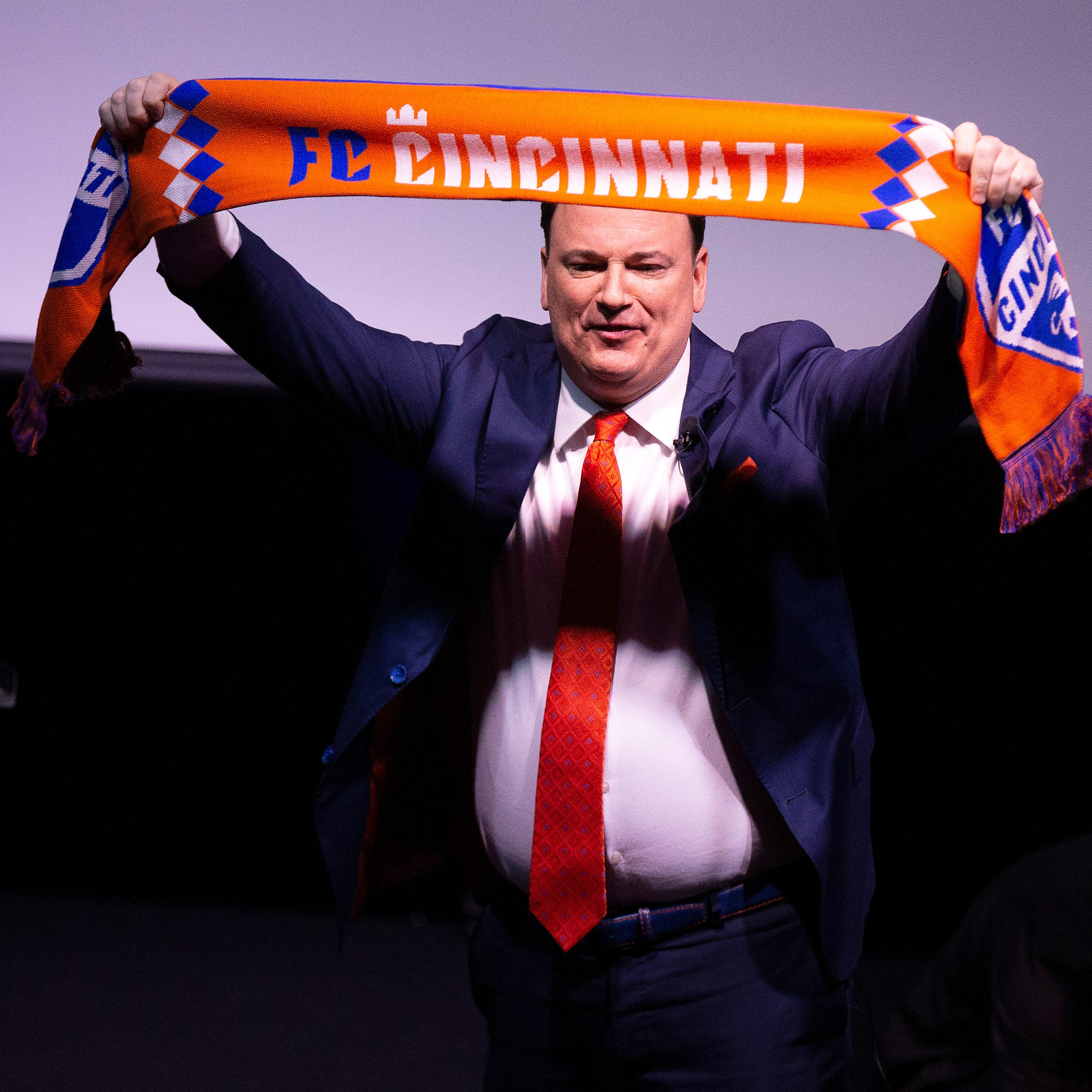 Live updates: FC Cincinnati's new MLS logo, branding reveal