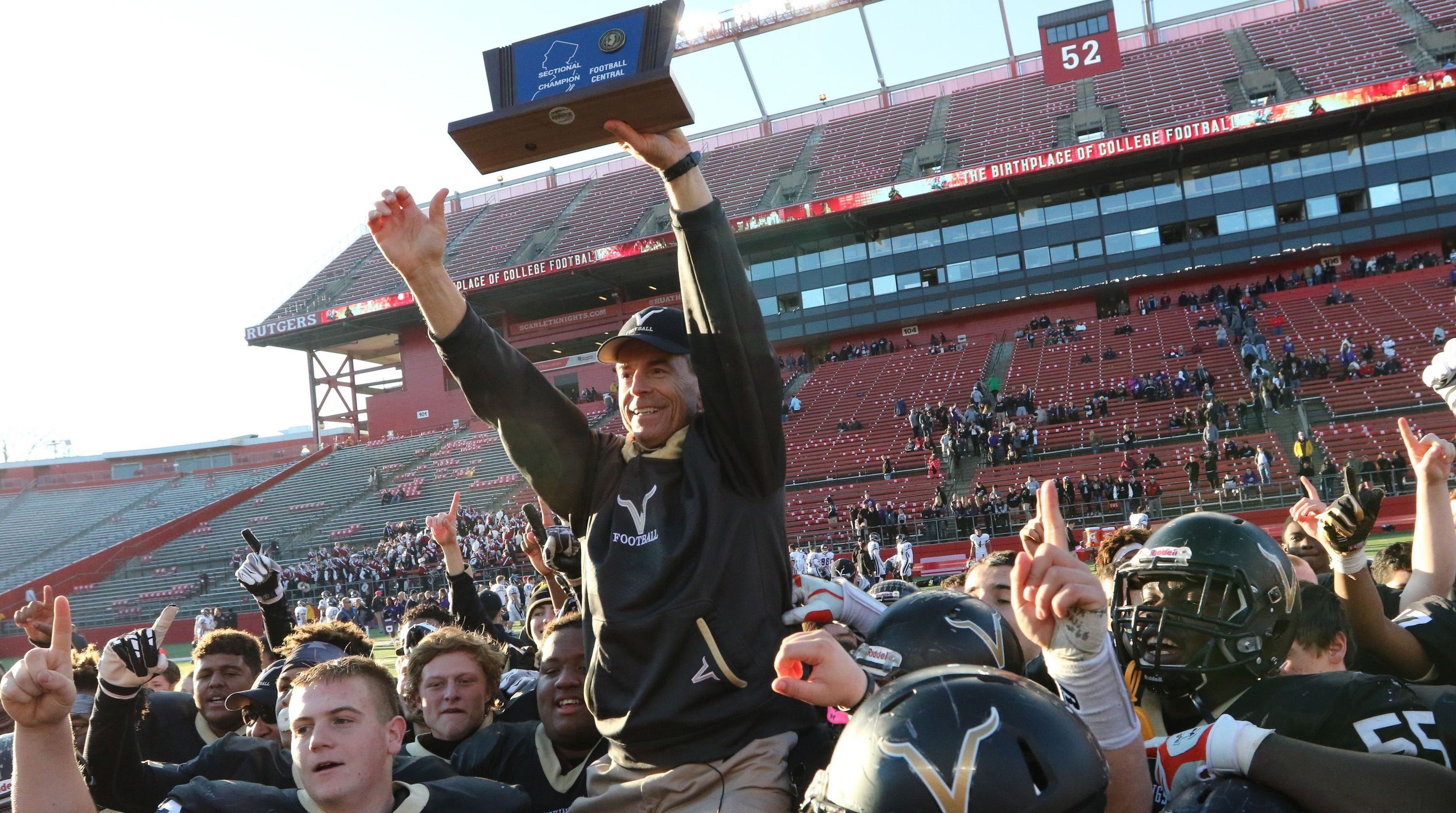 NJ football: South Brunswick's Goerge, among state's winningest active coaches, resigns