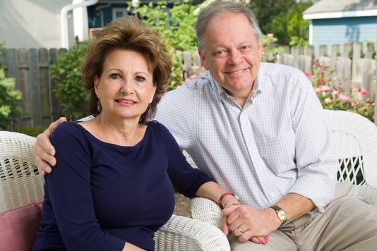 RRWJMS Patients Fran and John Odin,