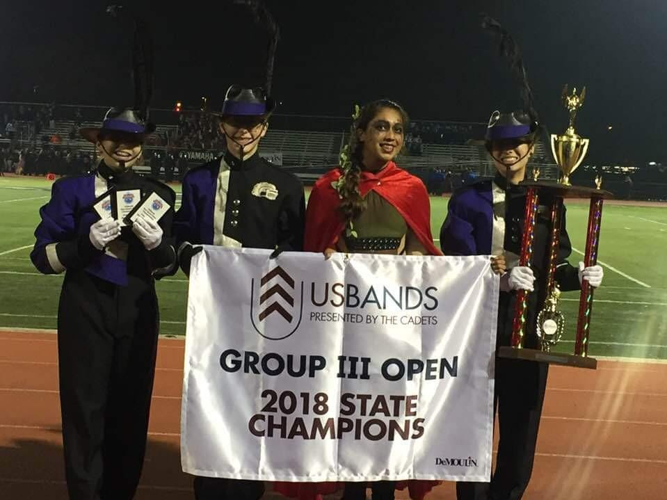 OBHS Marching Bank takes top honors at NJ State Championships