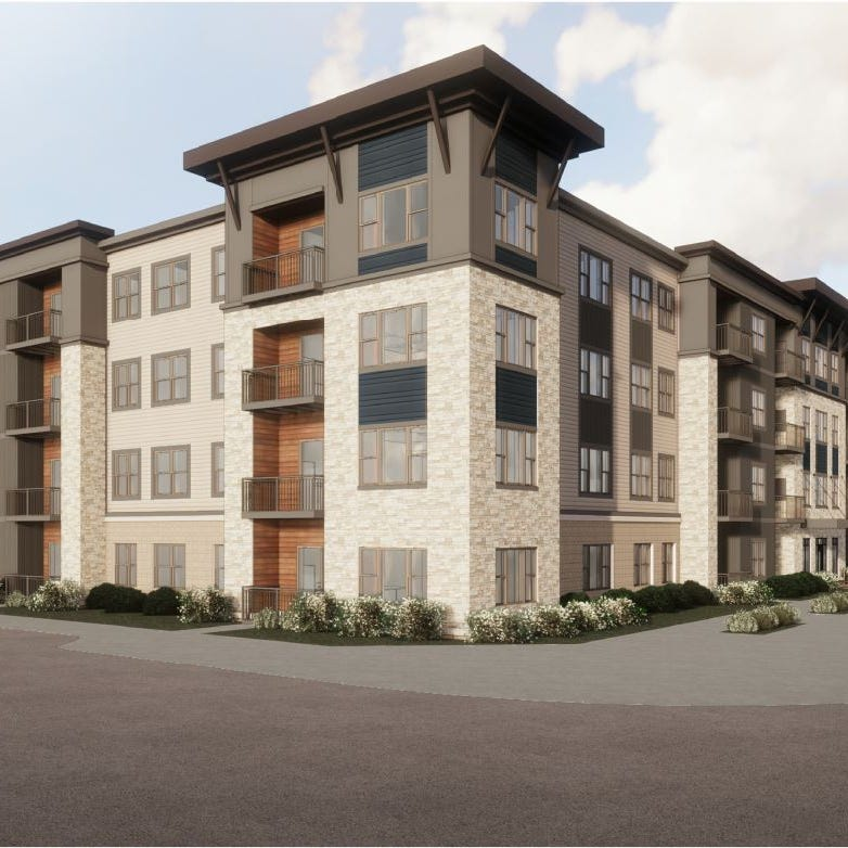 Downtown Des Moines' first market-rate senior housing building planned for Gray's Landing
