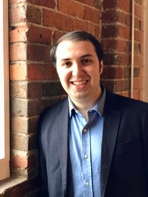 Elliott Stern became the Ankeny Community Chorus' director in September 2018. Stern succeeded Steve Carstenson as director.