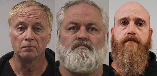 Drug arrest suspects