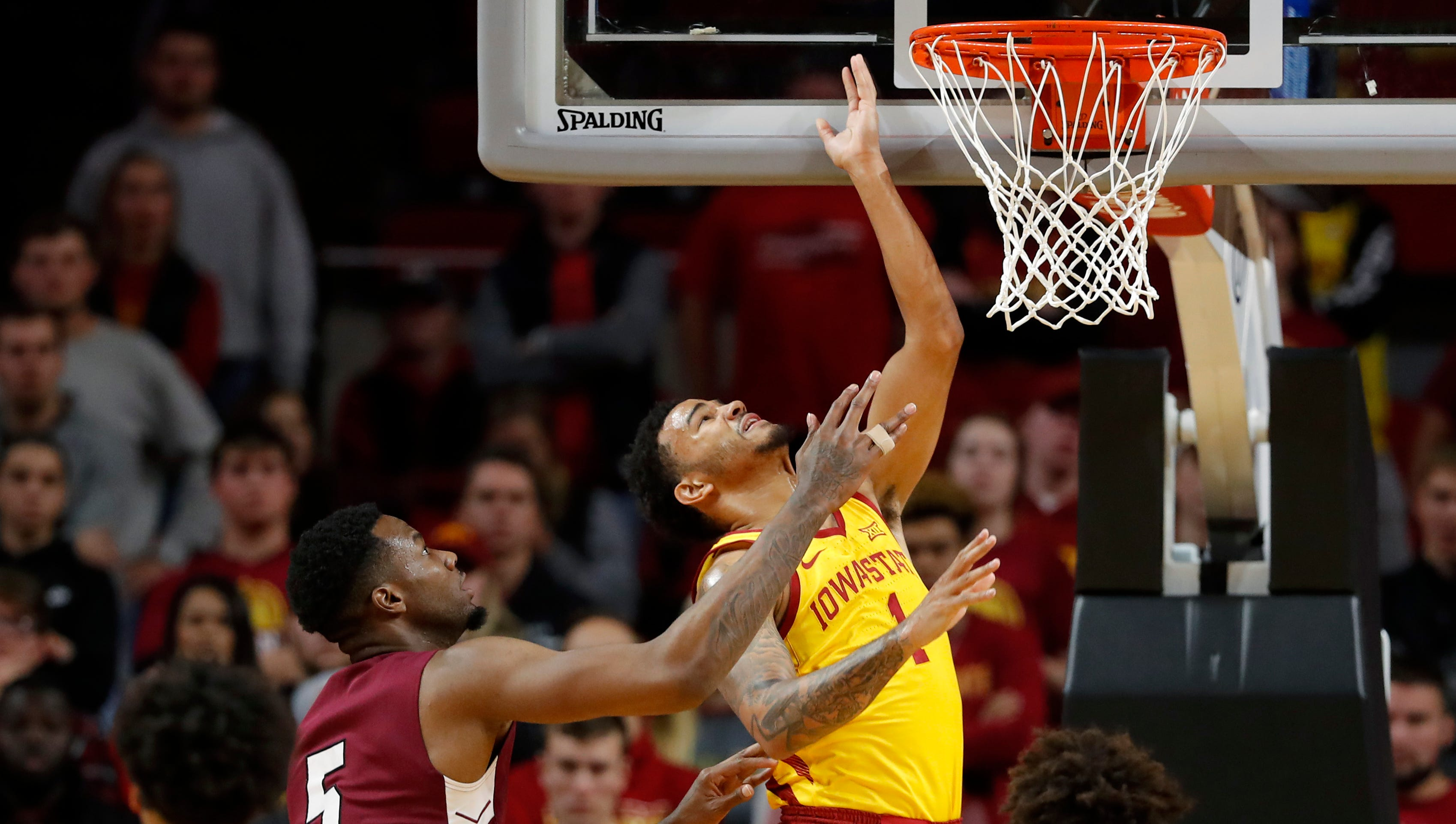 Photos: Iowa State Cyclones guard Nick Weiler-Babb