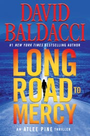 """David Baldacci's """"Long Road to Mercy"""" has a female protagonist."""