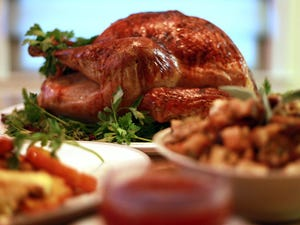 Arkansas food prices continue to remain more affordable than elsewhere. American Farm Bureau's national survey of price trends for the holiday feast, including the three new menu items, revealed an average of $61.72.