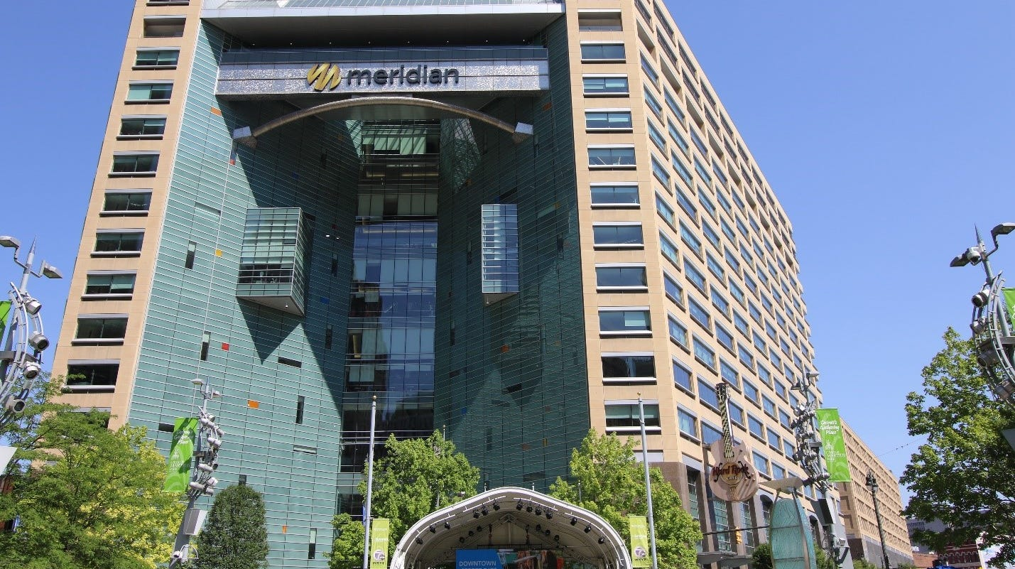 The Meridian family of companies has been a leader in health care for more than 20 years.