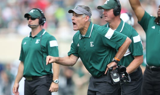 Eastern Michigan V Michigan State