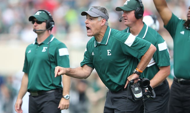 Eastern Michigan is banking on Chris Creighton having one of the hottest teams in the MAC to give it postseason appeal.