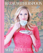"""Whiskey in a Teacup"" (Touchstone, $35) by Reese Witherspoon features recipes, personal stories and decorating and entertaining tips."