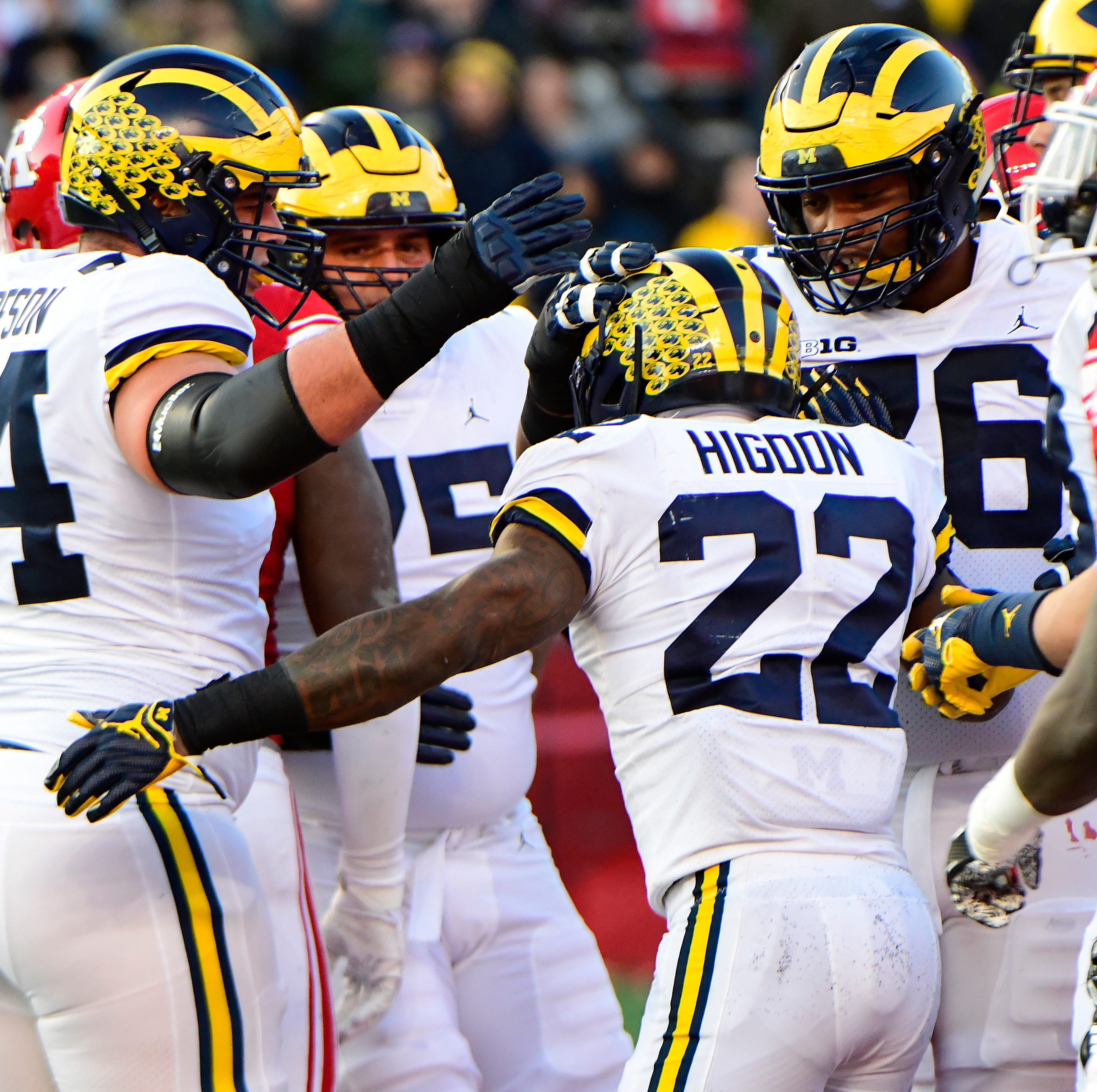 'Strong resume' keeps Michigan at No. 4 in College Football Playoff rankings