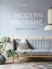 """Modern Macrame"" by Emily Katz."
