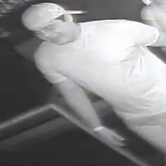 A second photo of a man wanted for questioning in connection with an Aug. 18 sexual assault at the Elektricity night club in Pontiac.