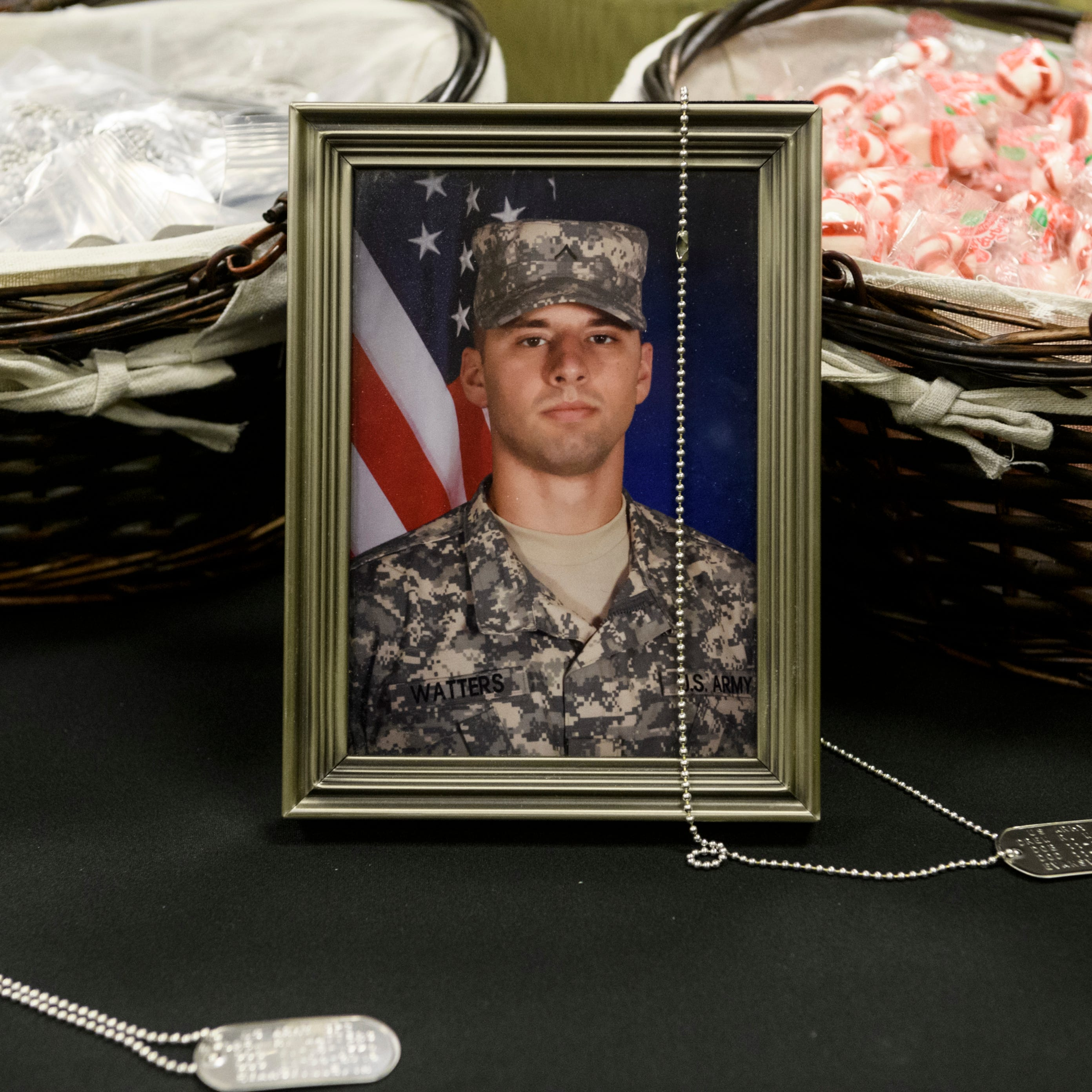 U.S. Army Sgt. Drew Watters of Evansville remembered as having zest for life